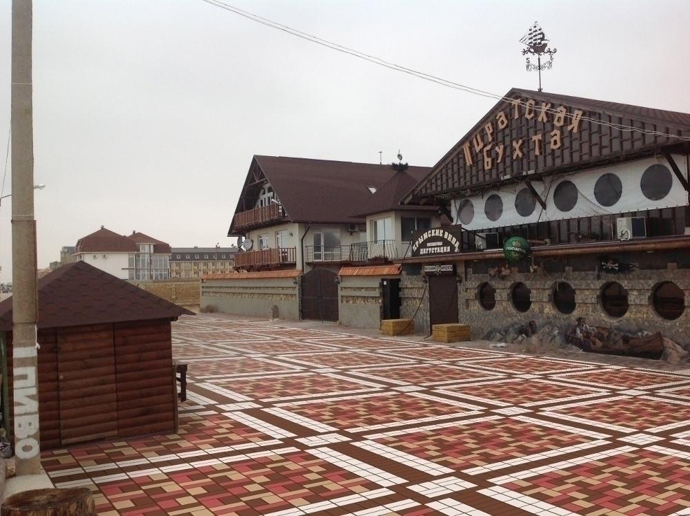 Преимущества тротуарной плитки в СИмферополе