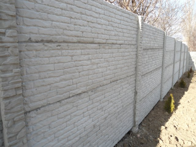 бетон еврозаборов